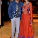 Sonam Kapoor In Designer Anarkali Lehenga