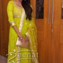 Asin in Anarkali Suit