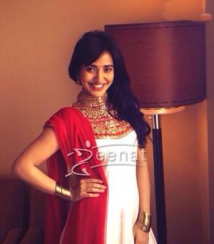 Neha Sharma in Anarkali