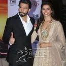 Deepika In Bollywood Anarkali Suit
