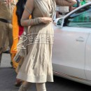 Deepika Padukone In Bollywood Anarkali Churidar