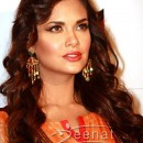 Esha Gupta In Designer Salwar Kameez