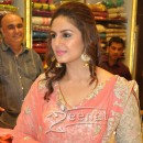 Huma Qureshi In Anarkali Suit