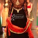 Huma Qureshi in Anarkali Designer Frock