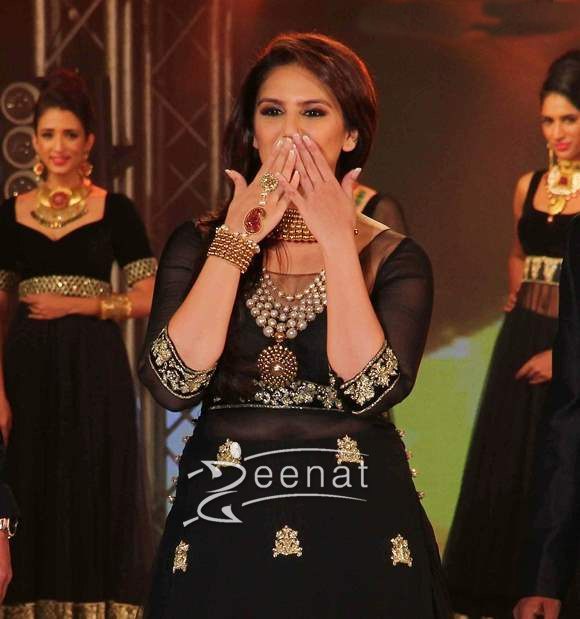 Huma Qureshi in Lehenga Choli