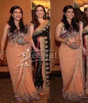 Kajol in Designer Saree
