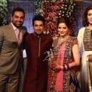 Aamna Sharif In Bridal Wear