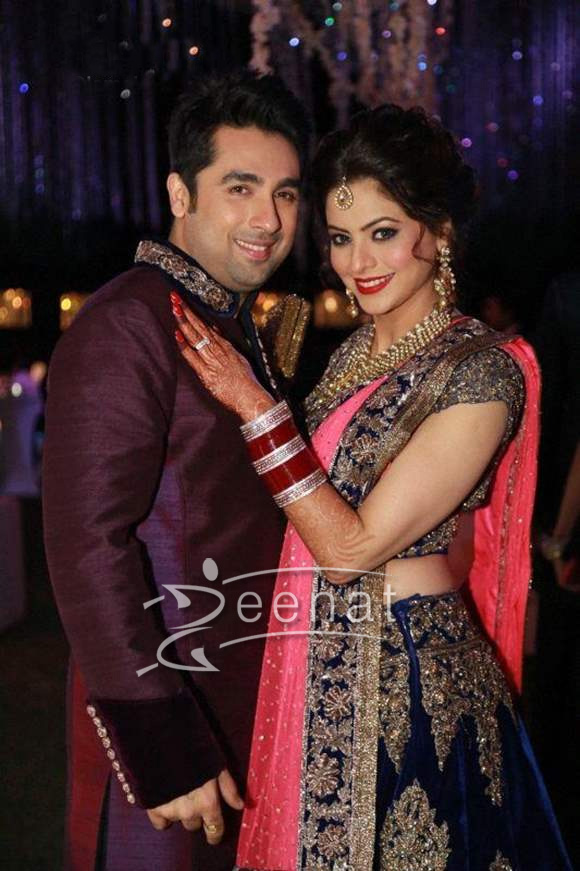 Aamna Sharif and Amit Kapoor Married In Mumbai