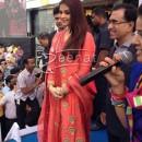 Aishwarya Rai Bachchan In Pink Salwar Kameez
