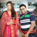 Aishwarya Rai Bachchan In Designer Salwar Kameez
