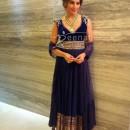 Bipasha Basu In Floor Length Anarkali Frock