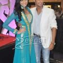 Bollywood Actress Neha Hinge at movie Luv U Soniyo promotions