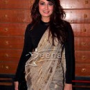 Dia Mirza In Designer Saree