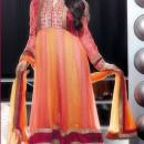 Zarine Khan In Anarkali Suit R447