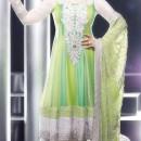 Zarine Khan In Anarkali Suit R446
