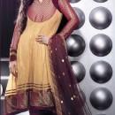 Zarine Khan In Anarkali Suit R440