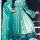 Zarine Khan In Anarkali Suit R441