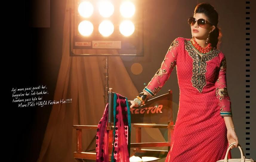 Jacqueline Fernandez In Salwar Kameez S193