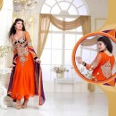 Jacqueline Fernandez In Designer Anarkali 9005