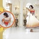 Jacqueline Fernandez In Designer Anarkali 9002