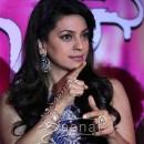 Juhi Chawla In Designer Anarkali