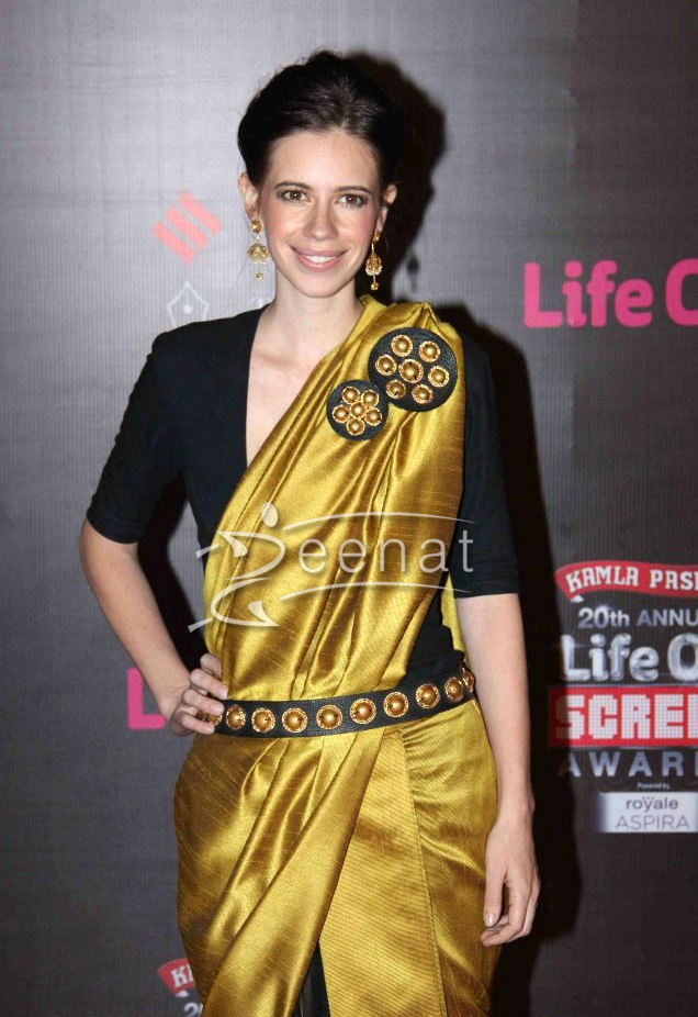 Kalki at 20th Annual Screen Awards 2014