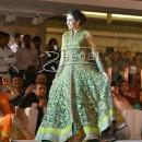 Karisma Kapoor in Anarkali Frock