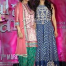 Juhi Chawla at Gulaab Gang Trailer Launch in Mumbai