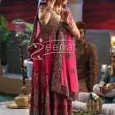 Madhuri In Designer Anarkali Frock