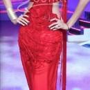 Shilpa Shetty in Red Saree