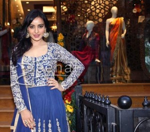 Neha Sharma at Hue Store Launch in Mumbai