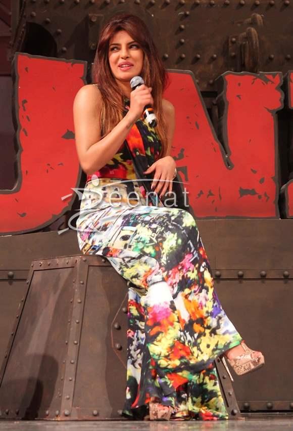Priyanka Chopra In Designer Maxi