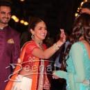 Esha Deol In Bollywood Lehenga Choli