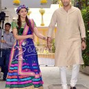 Ahana Deol In Bollywood Lehenga Choli