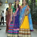 Esha Deol In Designer Lehenga Choli