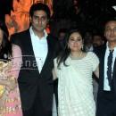 Aishwariya Rai In Designer Anarkali Frock