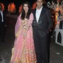 Aishwariya Rai In Pink Anarkali