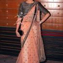 Amrita Rao In Designer Saree