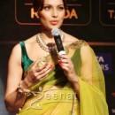 Bipasha Basu In Yellow Saree