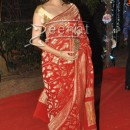 Dia Mriza In Designer Saree