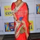 Divya Dutta In Designer Red Saree