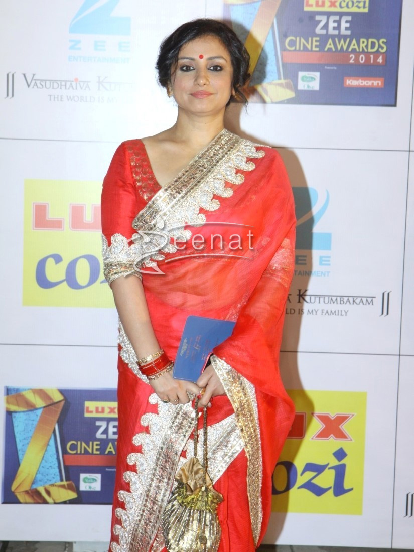 Divya Dutta In Indian Saree