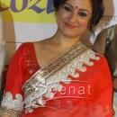 Divya Dutta In Red Saree