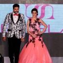 Genelia D'Souza Walk the Ramp at Silk Mark Bridal Extravaganza 2014