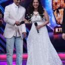 Juhi Chawla In White Anarkali
