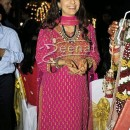 Juhi Chawla at Raageshwari Loomba and Sudhanshu Swaroop's wedding