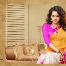 Kangana In Designer Saree 506