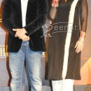 Kareen Kapoor In Black Whit Kurta