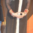 Kareen Kapoor In Black White Salwar Kameez