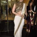 Kareena Kapoor In Designer White Saree